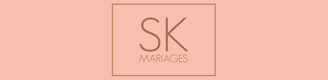 SK Mariages Logo